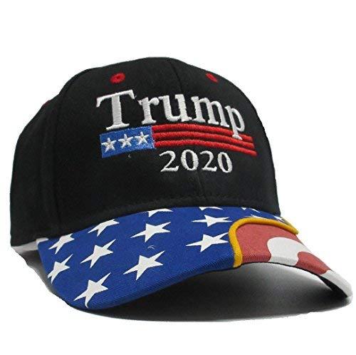cec29c0ff Top 10 Punto Medio Noticias | Trump 2020 Flag Hat