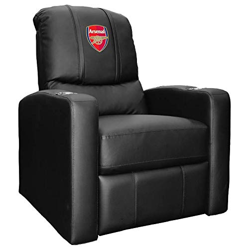 Arsenal FC Primary Logo Stealth Recliner by Dreamseat