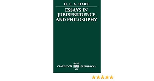 com essays in jurisprudence and philosophy  com essays in jurisprudence and philosophy 9780198253884 h l a hart books