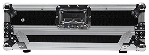 ProX XS-DDJSRLT ATA Style Flight Road Case for Pioneer DDJ-SR Controller With Sliding Shelf Black/Chrome (Dj Controller Pioneer Ddj Sr)