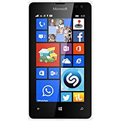 Microsoft Lumia 435 Smartphone, Bianco [Italia]
