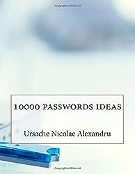 10000 passwords ideas
