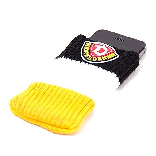 SG Dynamo Dresden Handysocke Streifen