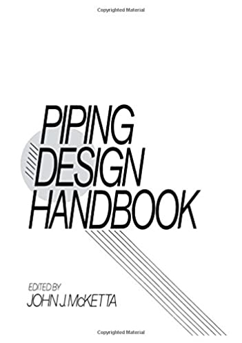 Piping Design Handbook Mcketta Pdf Free Wiring Diagram For You