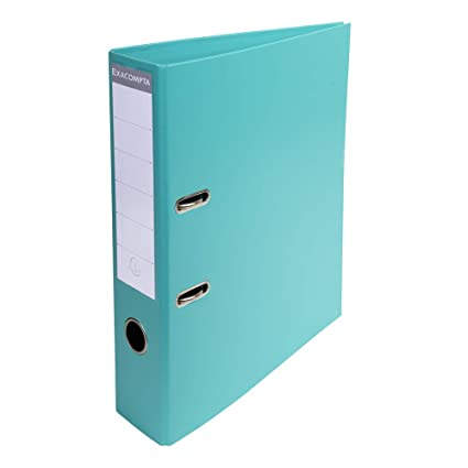 Exacompta 53703E - Carpeta (Conventional file folder, Caja ...