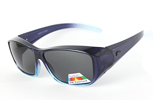 Fit Over Polarized Sunglasses to Wear Over Regular Glasses for Men and - Wear Over Sunglasses To Glasses Women