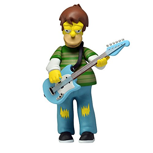 NECA Simpsons 25th Anniversary Series 4 Homer Simpson (Grunge Homer) 5