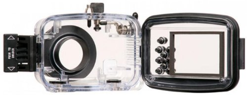 Ikelite 628026 Underwater Camera Housing, Clear by Ikelite