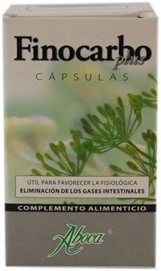 ABOCA Finocarbo plus 50 capsulas: Amazon.es: Salud y cuidado personal