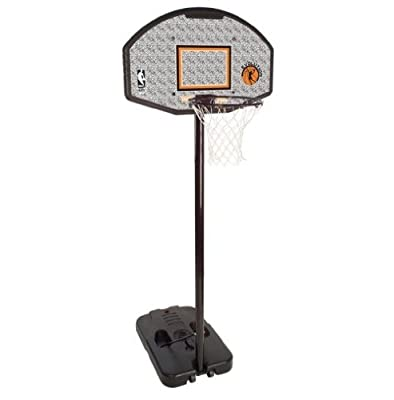 61259 Huffy 44in Superior Eco-Composite Portable Mobile Basketball Goal