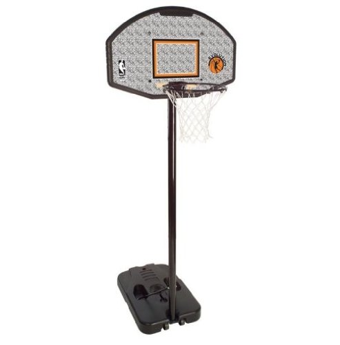 61259 Huffy 44 Inch Superior Eco-Composite Portable Moveable Basketball Goal