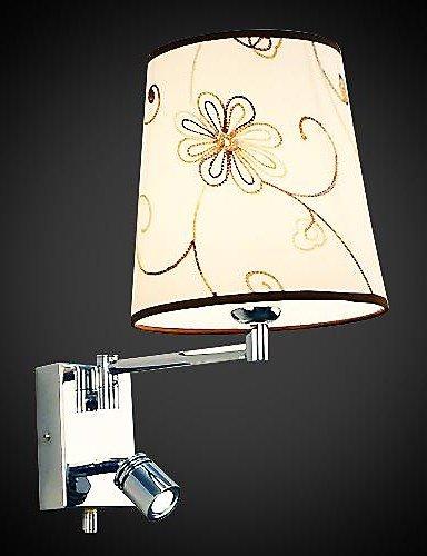 Lampade da parete, 1 Luce, artistico Acciaio inossidabile Placcatura MS-86209-6