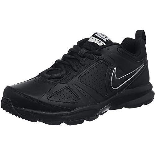 chollos oferta descuentos barato Nike T Lite XI Zapatillas Hombre Negro Black 45