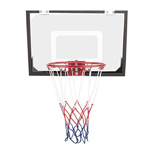 Zerone Basketball Backboard Indoor Mini Basketball Hoop Set Door Wall Mounted Basketball System With Basketball And Pump For Children Or Adult Buy Online In Grenada At Grenada Desertcart Com Productid 100710254