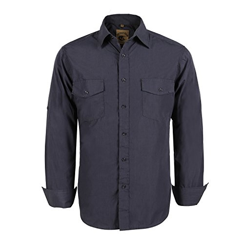 Solid Casual Shirt - 2