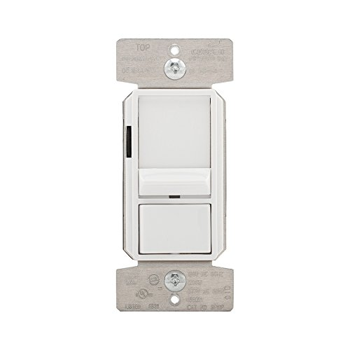 Eaton Metalux 1200-watt Single Pole 3-way White Slide Indoor ()