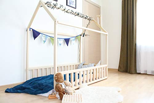 House bed twin size