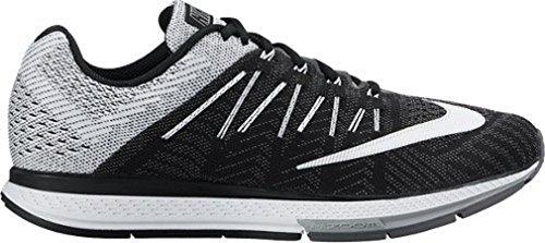 8 Grigio White Nero Uomo wolf Bianco Nike Grey Ginnastica drk Black Zoom da Scarpe Elite Grey Air v87wxqt