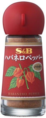 S&B ハバネロペッパー(パウダー) 12g×5個
