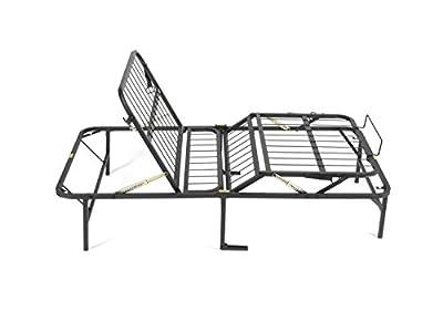 PragmaBed Simple Adjust Bed Frame, Head and Foot
