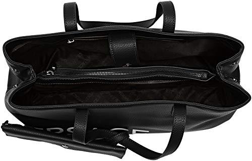 Bag Ee1vsbbb1 Versace Black Jeans Nero Shoulder Women's TxTqOaU