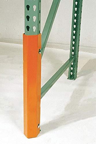 3-1/4''W x 24''H Steel Pallet Rack Guard