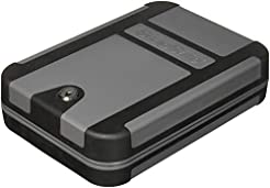 SnapSafe Treklite Gun Safe Lock Box with...