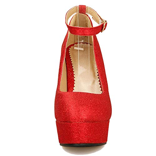 Chicmark Chicmark Donna Rot Low Top Low 06w51qxFaa