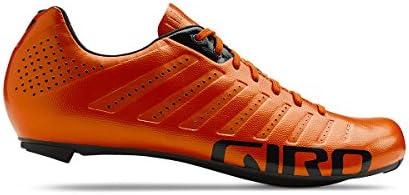 Giro - Zapatillas de Ciclismo para Hombre Rojo Rosso Talla:UK11.5