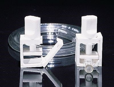 Scienceware Bel-Art Flow Control Clamp, Delrin Screw Clamp, 3/Pk