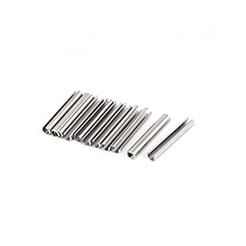 M3x20mm 304 de Acero Inoxidable de Split Spring Roll ...