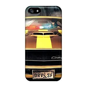 Rosesea Custom Personalized High Quality Shock Absorbing Cases For Iphone 5 5s-dodge Challenger