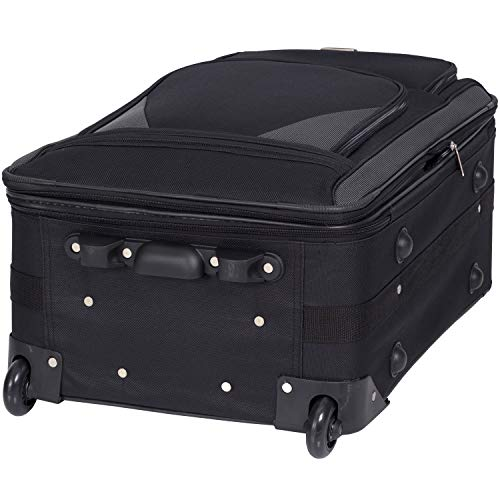Travelers Club 3 Piece Set, Black