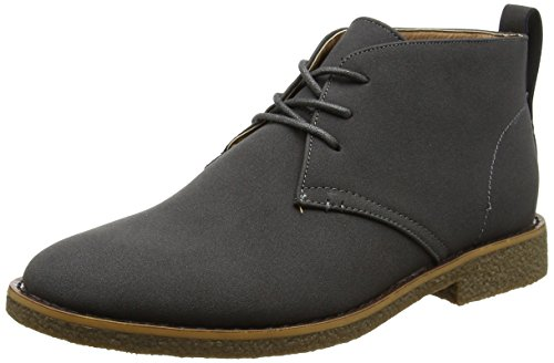 New Look Desert Boot - Botines Desert Hombre Black (Black)