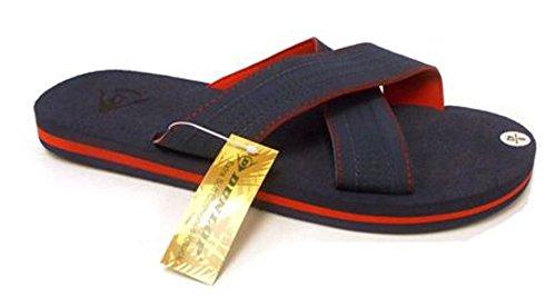 Dunlop Mens Extra Soft Cushioned Flip Flops Beach Mule Sandals Shoes Size  6-11-: Amazon.co.uk: Shoes & Bags