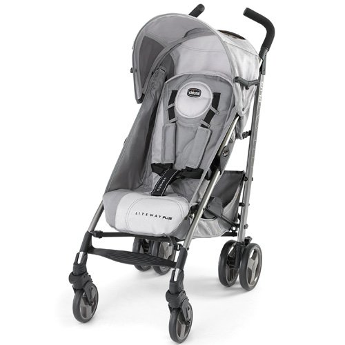 Chicco Lightweight Stroller Car Seat Compatible - 9