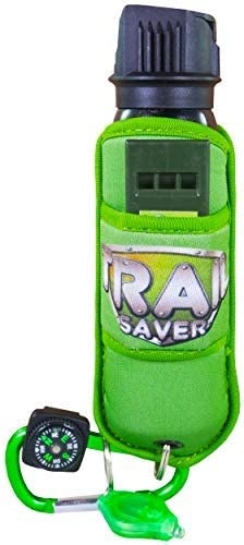 Trail Saver Pepper Spray for Hiking, Camping