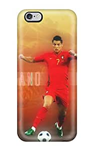 Fashion Protective Cristiano Ronaldo This Is Original And I Made It By My Self Soccer Ball Players League Cha People Sports Case Cover For Iphone 6 Plus