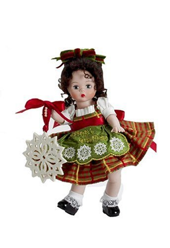 Madame Alexander Dolls Classic Trimmings with Lenox Porcelain Wendy,8