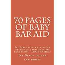 70 Pages of Baby Bar Aid: 70 Pages of Baby Bar Aid