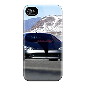 Wwa909ZOTJ Faddish Bmw Supercars Shelby Ssc Case Cover For Iphone 4/4s