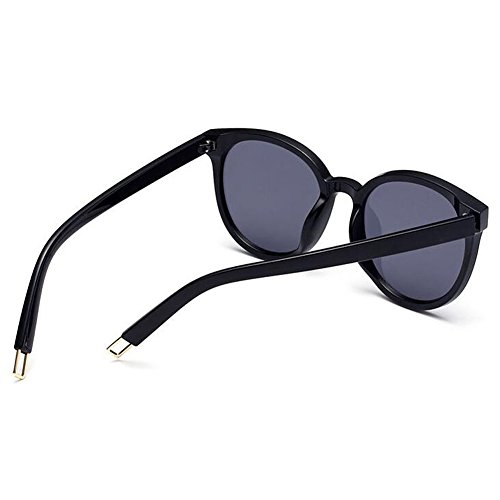 Anti Meijunter Brille Eyewear Driving UV Sonnenbrille Rahmen Damen Grau Männer Large Brille Outdoor Korean H6ZzHB