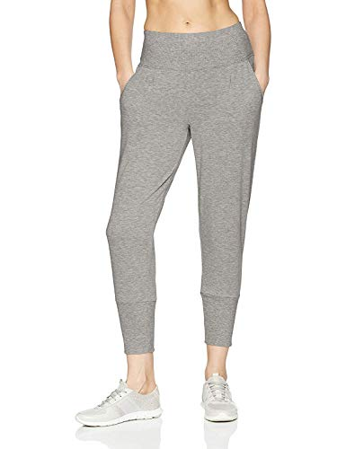 - Jockey Sport Women's French Terry Jogger Pants (Lt. Charcoal Heather, S)