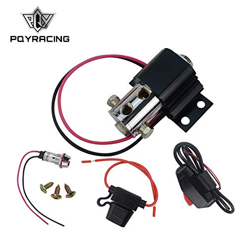 Brake Control Package Line Lock - PQYRACING Front Brake Line Lock Kit Heavy Duty Type Roll Control Hill Holder Kit