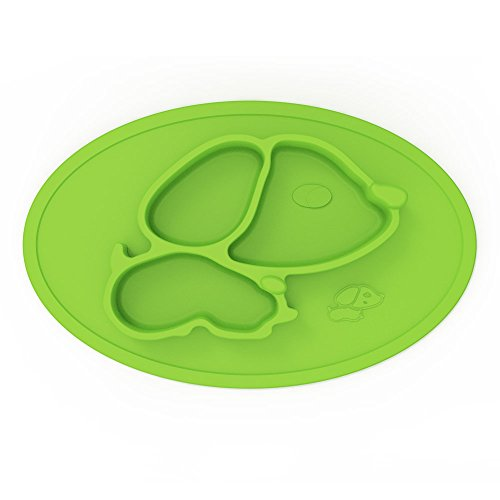 Baby Placemat Holoko Mini Silicone Feeding Mat High chair Babies Toddlers product image