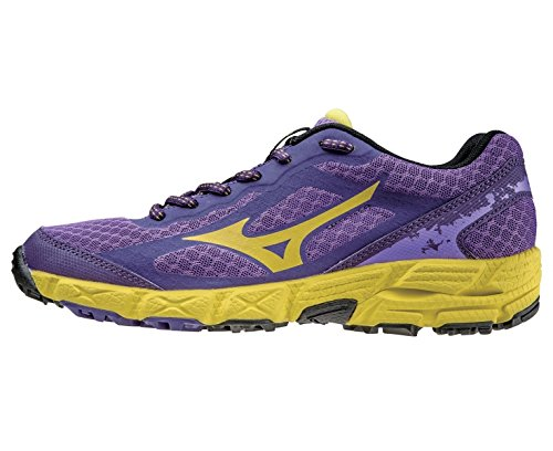 SS15 Course Kien Trial Mizuno Women's Purple Chaussure Wave w7WaHg