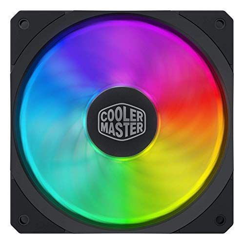 Cooler Master MasterFan SF120R ARGB 120mm Chassis Fan