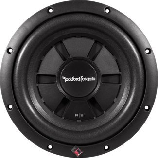UPC 780687339821, Rockford Fosgate R2 Ultra Shallow 12-Inch 4 Ohm DVC Subwoofer