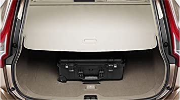 Amazoncom Genuine Volvo XC60 Luggage Compartment Cover Soft