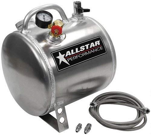 Engine Oil Tank - ALLSTAR PERFORMANCE ALL10535 Oil Pressure Primer Tank